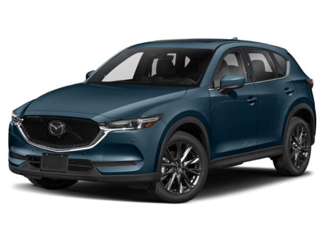 2021 Mazda CX-5 Signature Signature AWD Intercooled Turbo Regular Unleaded I-4 2.5 L/152 [1]