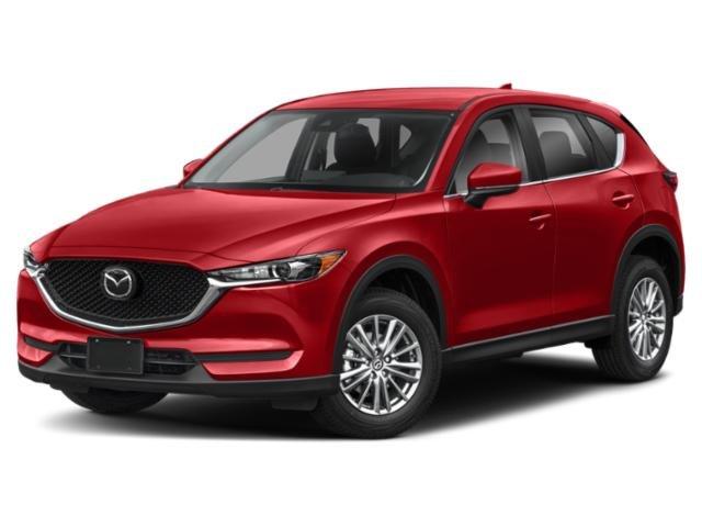 2021 Mazda CX-5 Sport Sport FWD Regular Unleaded I-4 2.5 L/152 [1]