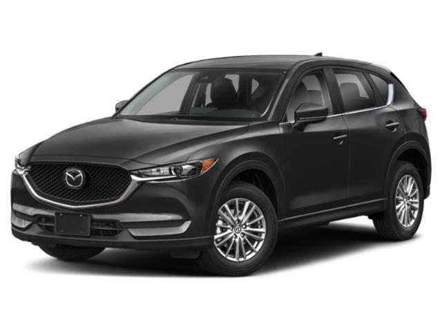2021 Mazda CX-5 Sport Sport FWD Regular Unleaded I-4 2.5 L/152 [2]