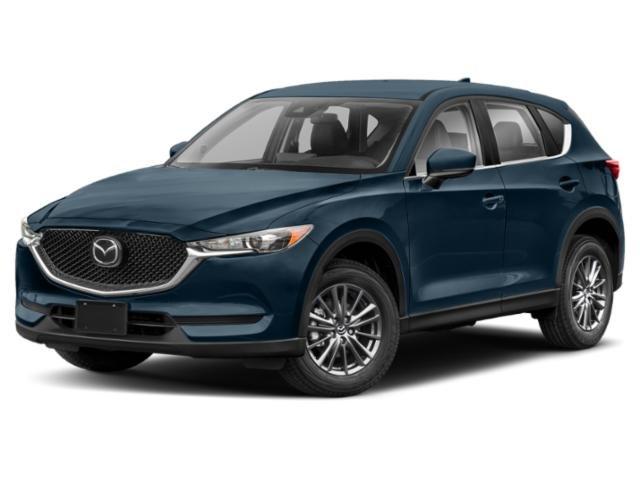 2021 Mazda CX-5 Touring Touring AWD Regular Unleaded I-4 2.5 L/152 [4]