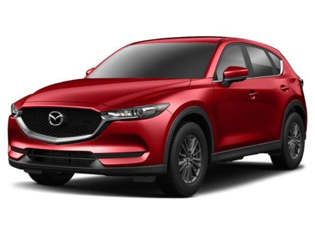 2021 Mazda CX-5 Sport Sport FWD Regular Unleaded I-4 2.5 L/152 [9]