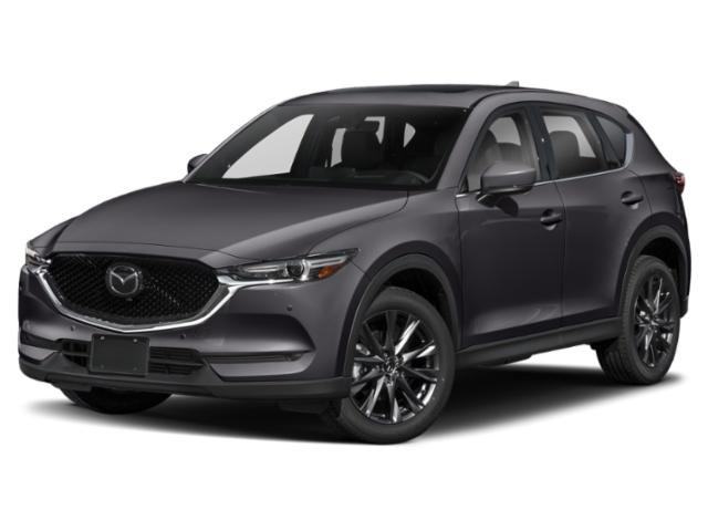 2021 Mazda CX-5 Signature Signature AWD Intercooled Turbo Regular Unleaded I-4 2.5 L/152 [0]