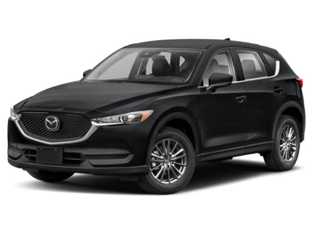 2021 Mazda CX-5 Touring Touring AWD Regular Unleaded I-4 2.5 L/152 [49]