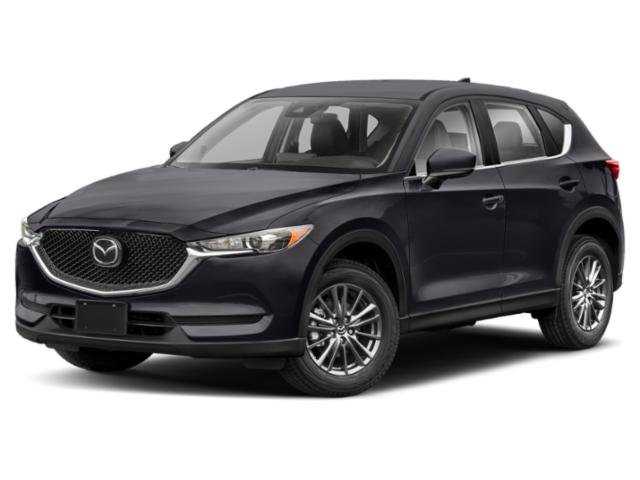 2021 Mazda CX-5 Touring Touring FWD Regular Unleaded I-4 2.5 L/152 [22]
