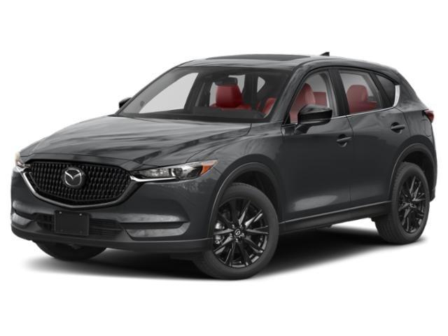 2021 Mazda CX-5 Carbon Edition Turbo Carbon Edition Turbo FWD Intercooled Turbo Regular Unleaded I-4 2.5 L/152 [0]