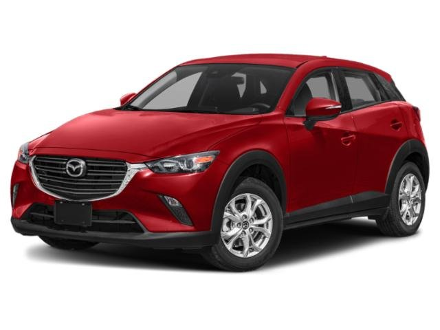 2021 Mazda CX-3 Sport Sport FWD Regular Unleaded I-4 2.0 L/122 [1]