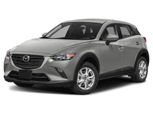2021 Mazda CX-3 Sport Sport FWD Regular Unleaded I-4 2.0 L/122 [1]