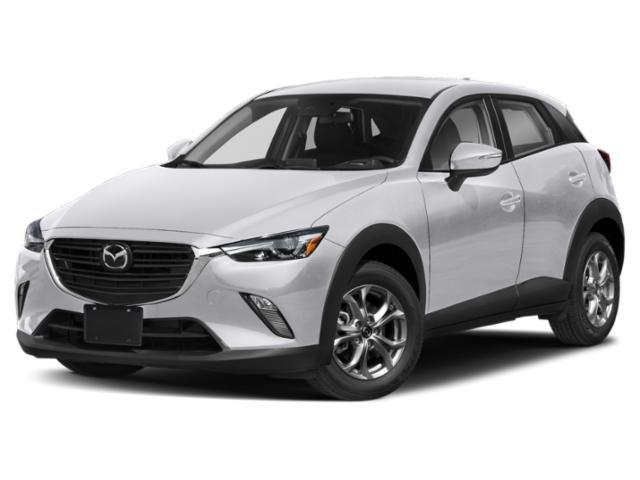2021 Mazda CX-3 Sport Sport AWD Regular Unleaded I-4 2.0 L/122 [4]