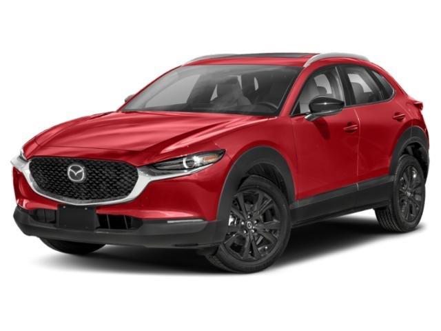 2021 Mazda CX-30 Turbo Turbo AWD Intercooled Turbo Regular Unleaded I-4 2.5 L/152 [18]