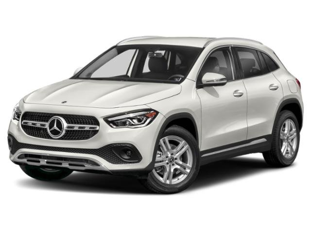 2021 Mercedes-Benz GLA 250 4MATIC GLA 250 4MATIC SUV Intercooled Turbo Gasoline I-4 2.0 L/121 [7]