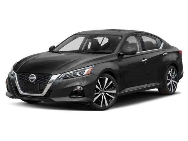 2021 Nissan Altima 2.5 SL 2.5 SL AWD Sedan Regular Unleaded I-4 2.5 L/152 [4]