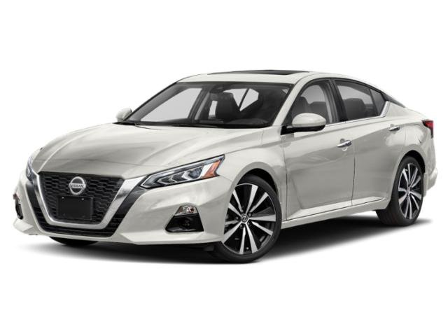 2021 Nissan Altima 2.5 SV 2.5 SV AWD Sedan Regular Unleaded I-4 2.5 L/152 [12]