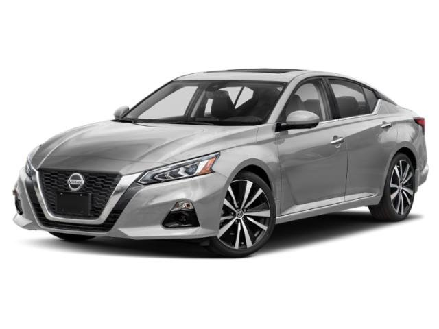 2021 Nissan Altima 2.5 SV 2.5 SV AWD Sedan Regular Unleaded I-4 2.5 L/152 [4]