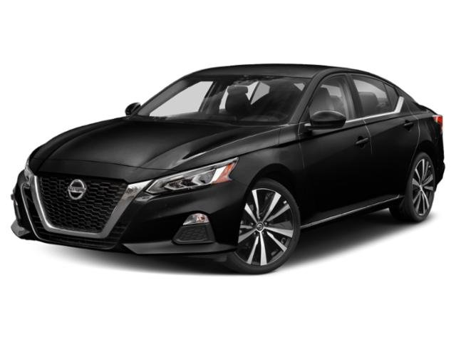 2021 Nissan Altima 2.5 SR 2.5 SR Sedan Regular Unleaded I-4 2.5 L/152 [0]