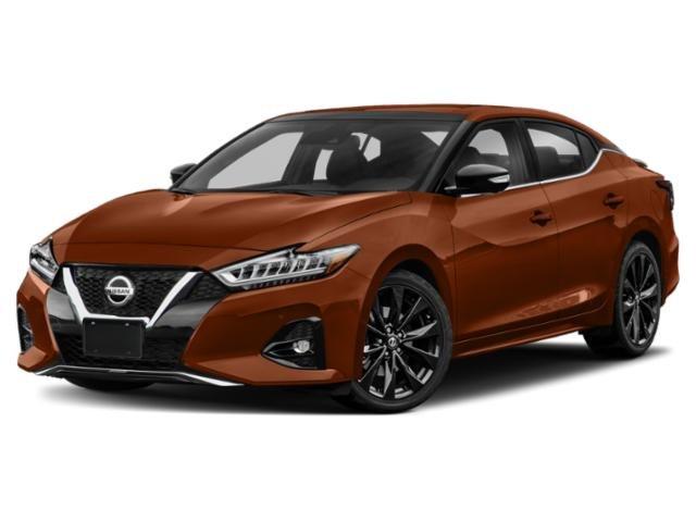 2021 Nissan Maxima SR SR 3.5L Premium Unleaded V-6 3.5 L/213 [4]