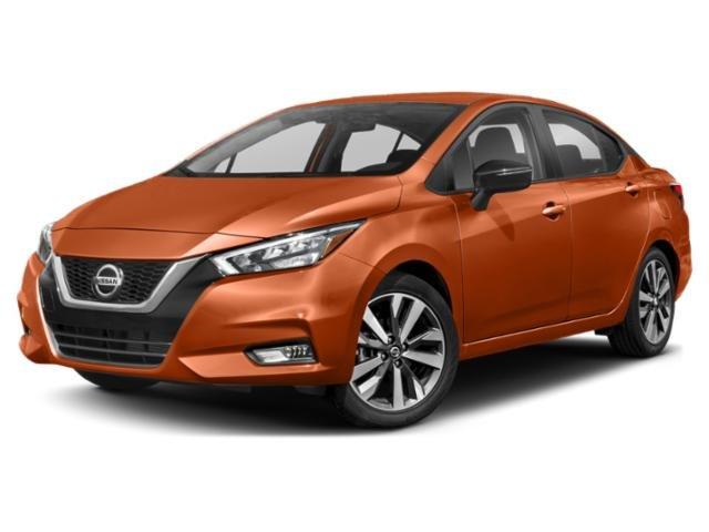 2021 Nissan Versa SR SR CVT Regular Unleaded I-4 1.6 L/98 [7]