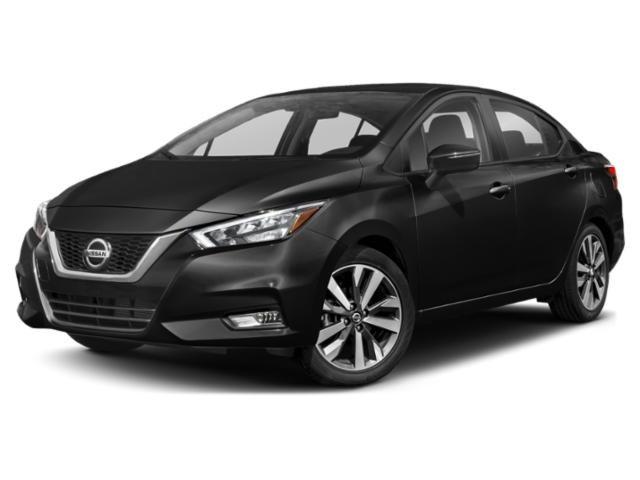2021 Nissan Versa SR SR CVT Regular Unleaded I-4 1.6 L/98 [8]