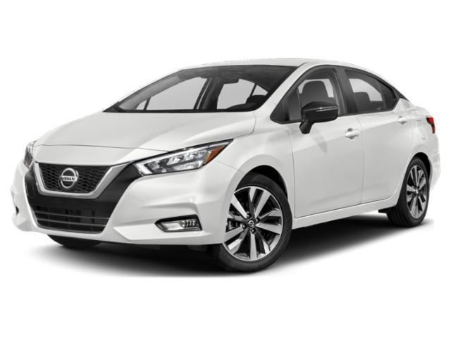 2021 Nissan Versa Sedan SR SR CVT Regular Unleaded I-4 1.6 L/98 [9]