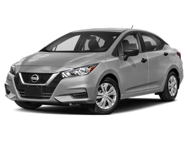 2021 Nissan Versa S S CVT Regular Unleaded I-4 1.6 L/98 [1]