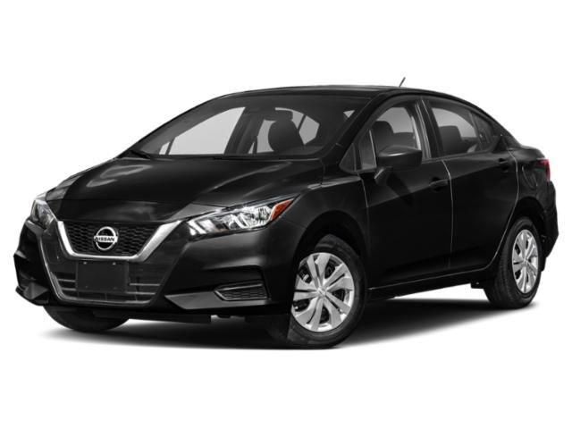 2021 Nissan Versa SV SV CVT Regular Unleaded I-4 1.6 L/98 [1]