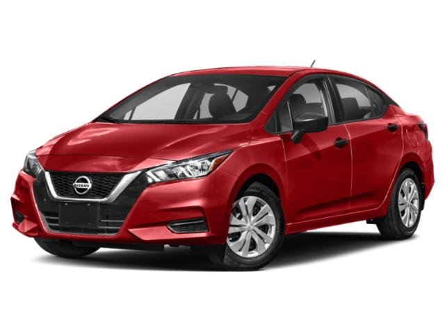 2021 Nissan Versa SV SV CVT Regular Unleaded I-4 1.6 L/98 [2]