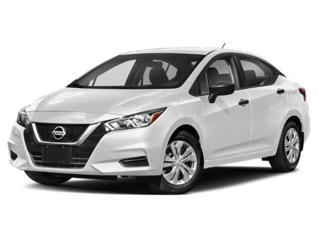 2021 Nissan Versa SV SV CVT Regular Unleaded I-4 1.6 L/98 [6]