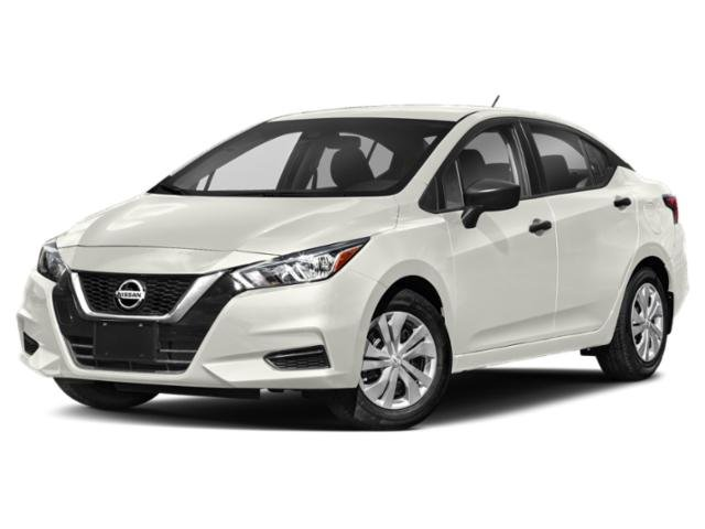 2021 Nissan Versa S S CVT Regular Unleaded I-4 1.6 L/98 [5]