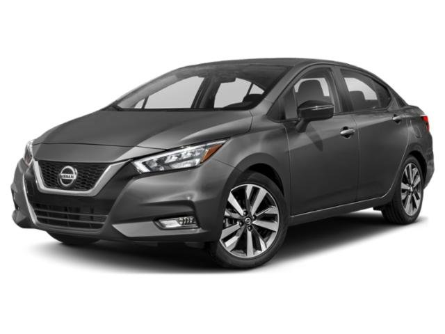 2021 Nissan Versa SR SR CVT Regular Unleaded I-4 1.6 L/98 [8]