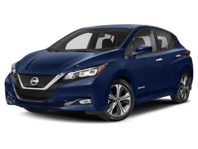2021 Nissan LEAF SL PLUS SL PLUS Hatchback Electric [0]