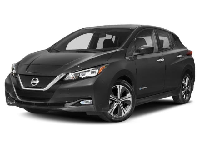 2021 Nissan LEAF SV SV Hatchback Electric [3]