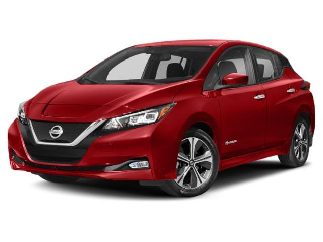 2021 Nissan LEAF SV SV Hatchback Electric [4]