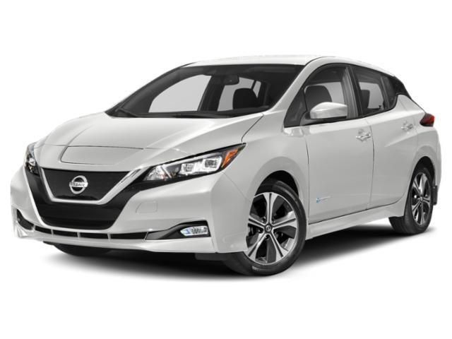 2021 Nissan LEAF SV SV Hatchback Electric [5]
