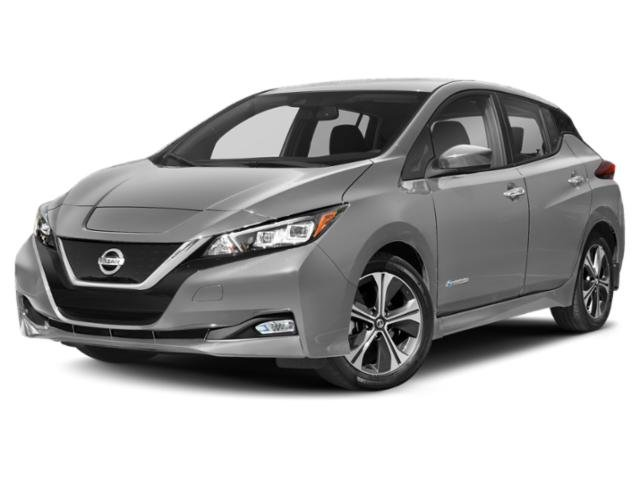 2021 Nissan LEAF SL PLUS SL PLUS Hatchback Electric [2]