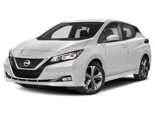 2021 Nissan LEAF S PLUS S PLUS Hatchback Electric [15]