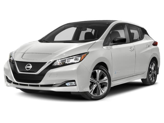 2021 Nissan LEAF SV PLUS SV PLUS Hatchback Electric [1]