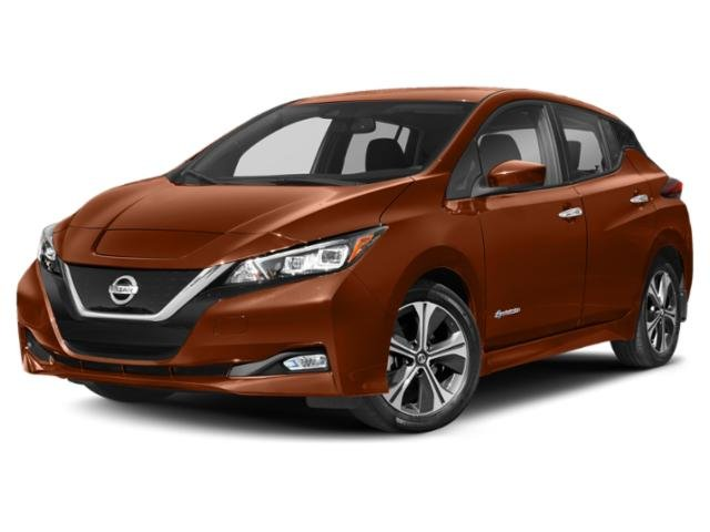 2021 Nissan LEAF SV PLUS SV PLUS Hatchback Electric [4]