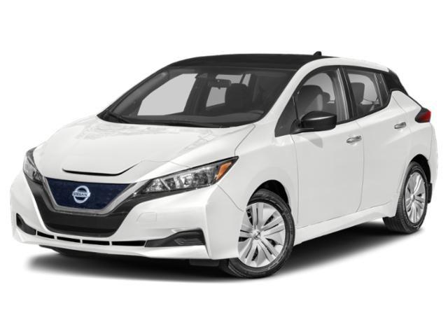 2021 Nissan LEAF SL PLUS SL PLUS Hatchback Electric [2]