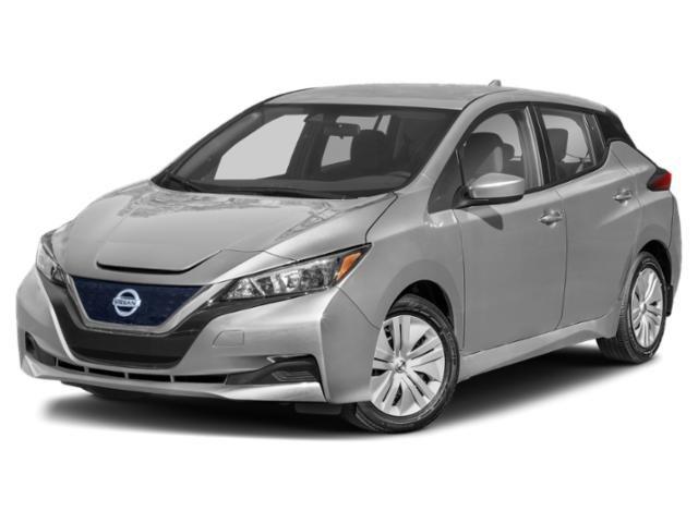 2021 Nissan LEAF S S Hatchback Electric [0]