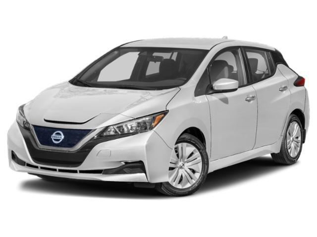 2021 Nissan Leaf Electric S S Hatchback Electric [3]