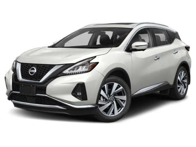2021 Nissan Murano SL FWD FWD SL Regular Unleaded V-6 3.5 L/213 [4]