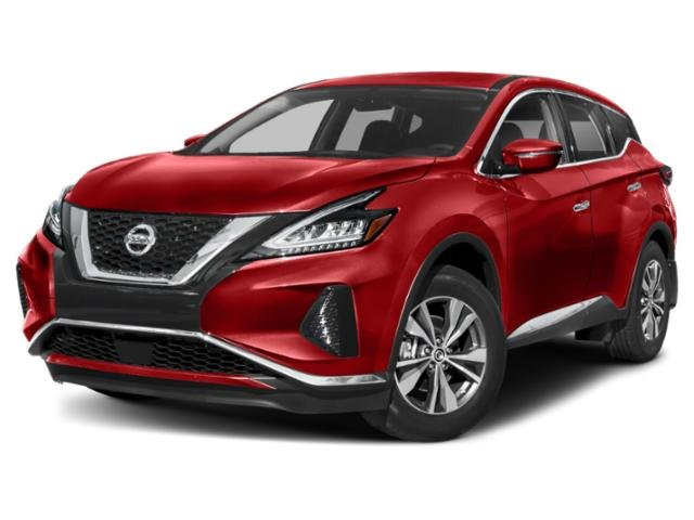 2021 Nissan Murano SV FWD SV Regular Unleaded V-6 3.5 L/213 [1]
