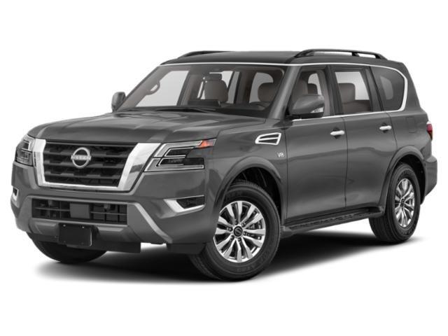 2021 Nissan Armada PLAT-4X2 4x2 Platinum Regular Unleaded V-8 5.6 L/339 [11]
