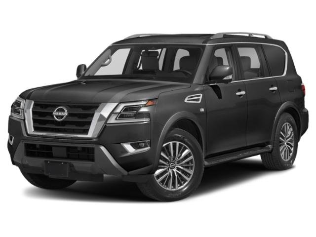 2021 Nissan Armada SL 4x2 SL Regular Unleaded V-8 5.6 L/339 [0]