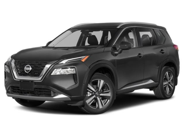 2021 Nissan Rogue SV AWD SV Regular Unleaded I-4 2.5 L/152 [8]