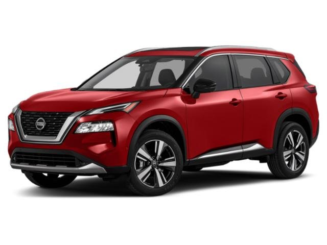 2021 Nissan Rogue SV FWD SV Regular Unleaded I-4 2.5 L/152 [8]