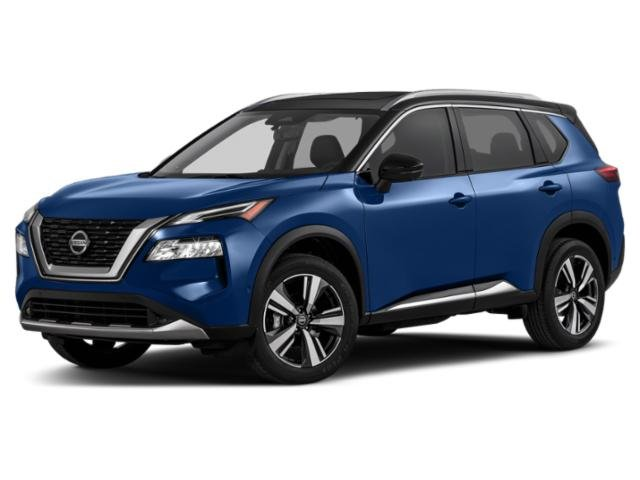 2021 Nissan Rogue Platinum AWD Platinum Regular Unleaded I-4 2.5 L/152 [0]