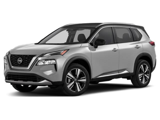 2021 Nissan Rogue Platinum AWD Platinum Regular Unleaded I-4 2.5 L/152 [1]