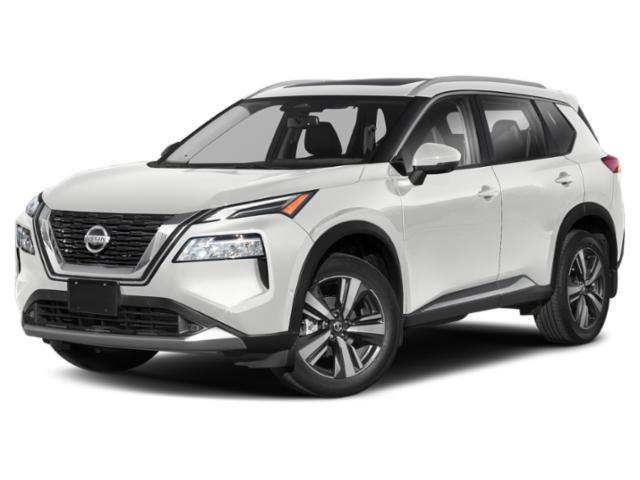 2021 Nissan Rogue PLAT FWD FWD Platinum Regular Unleaded I-4 2.5 L/152 [12]
