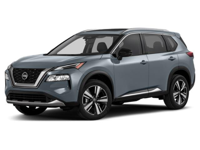 2021 Nissan Rogue SL AWD SL Regular Unleaded I-4 2.5 L/152 [10]