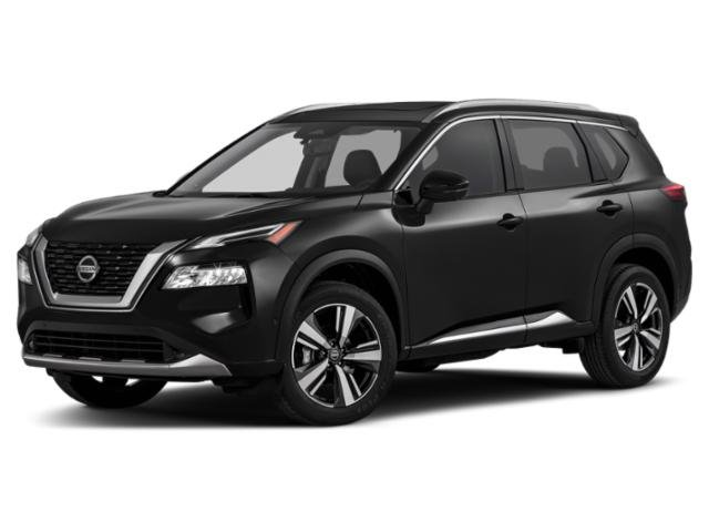 2021 Nissan Rogue S AWD S Regular Unleaded I-4 2.5 L/152 [35]